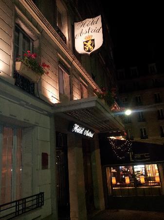 Hotel Astrid: El Hotel