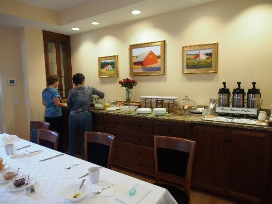 Woodley Park Guest House : Delicious Breakfast