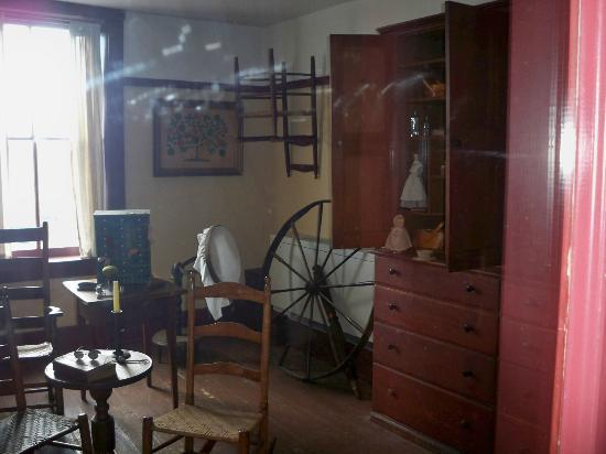 The Golden Lamb Inn: Museum rooms