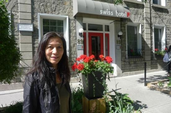 Swiss Hotel: Pristine