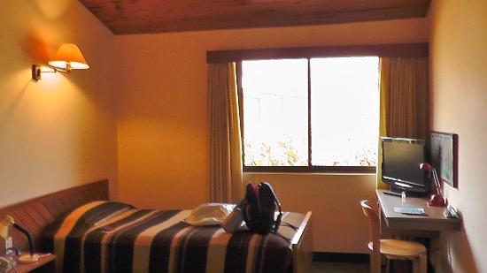 Andino Club Hotel: 清潔感のある部屋