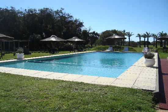 Hotel Parque Oceanico: Piscina Exterior