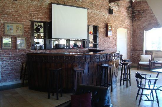 Hotel Parque Oceanico: Salon bar / cafeteria