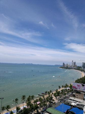 Hilton Pattaya: Great sea view