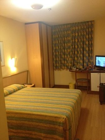 Windsor Plaza Copacabana Hotel: double room