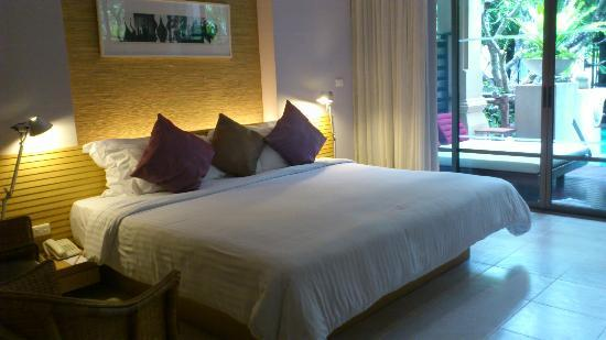 Burasari Resort: Huge King Size Bed Room 3117