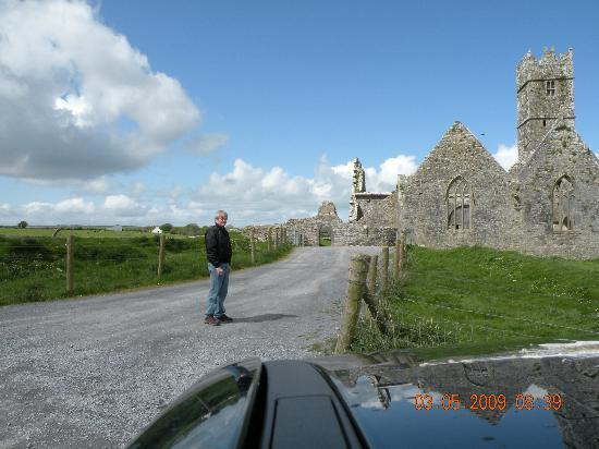Ross Errily Friary: YOURS TRULY