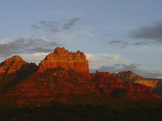 The Canyon Wren - Cabins for Two: Sunset Downtown Sedona