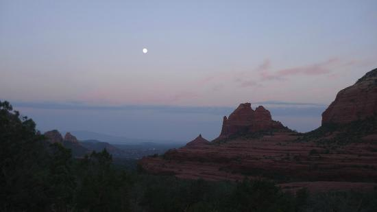 The Canyon Wren - Cabins for Two: Full Moon on Schnebly Hill