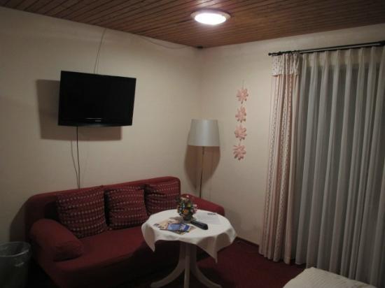 Hotel Bergidyll: Quarto