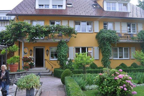 Hotel Restaurant VILLINO: entrance