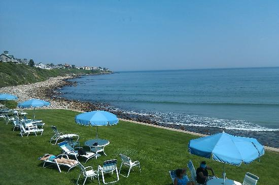 Cutty Sark Motel Coastline View From The