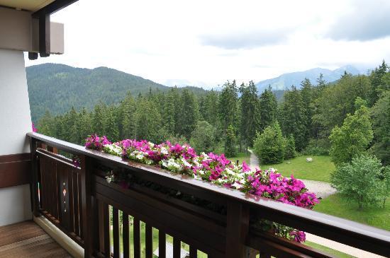 Interalpen-Hotel Tyrol: Austrian Alps