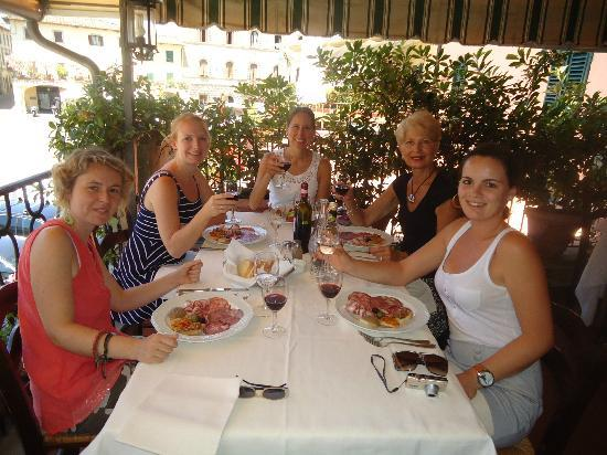 Tuscan Wine Tours with Angie: Authentic Tuscan Lunch