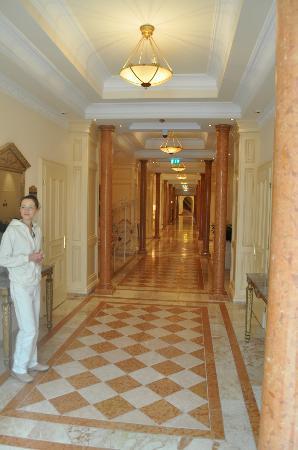 Interalpen-Hotel Tyrol: Spa