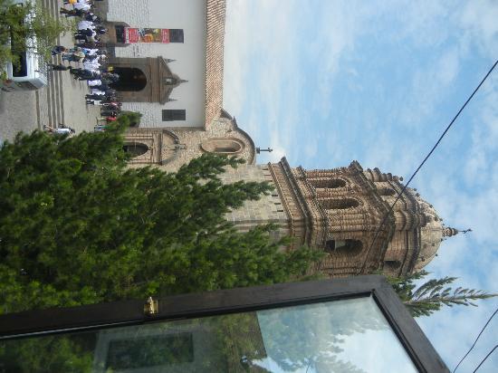 Unaytambo Hotel: view