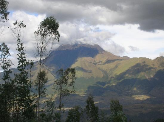 Ali Shungu Mountaintop Lodge: Mt Imbabura