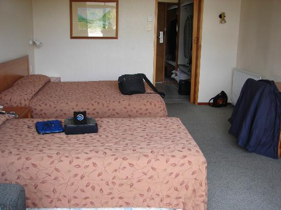 SilverOaks Hotel Geyserland: The room