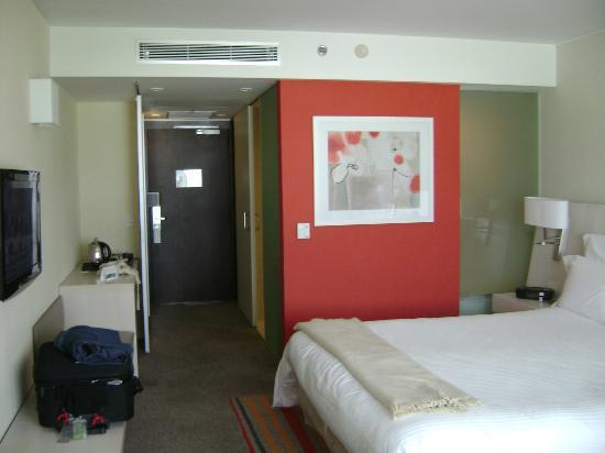 Pullman City Center Rosario: Habitación