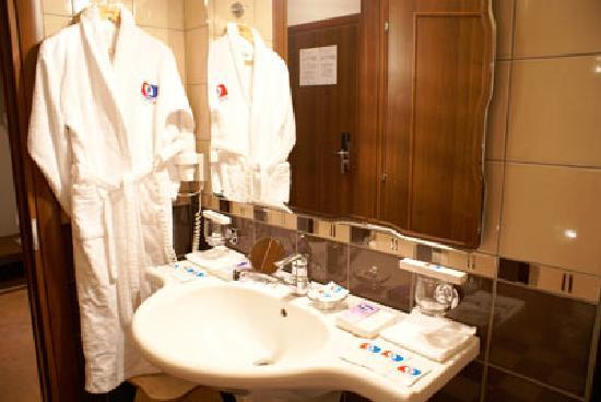 Hotel Siberia: Ванная комната