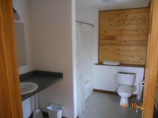 Bathroom view at Currant Ridge