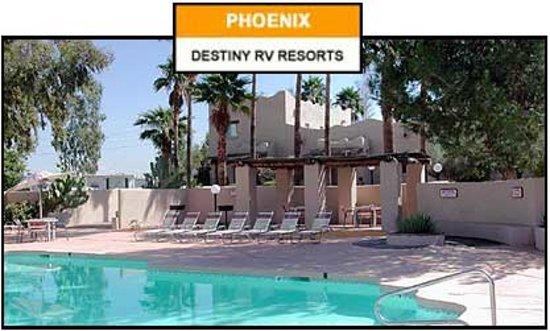 Destiny Rv Resort Goodyear Az Opiniones Y Comentarios
