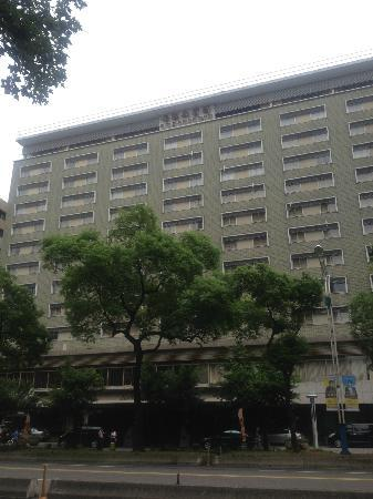 Ambassador Hotel Taipei: ホテル外観です。