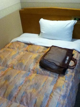 Nagoya B's hotel : ベット