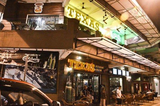 Texas Grill restaurant and bar
