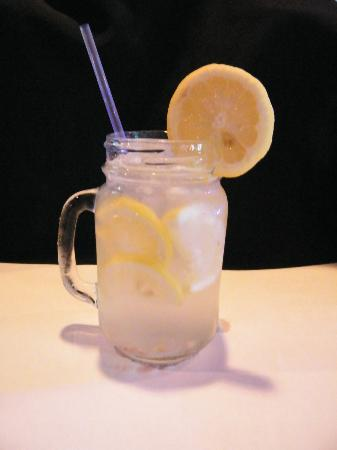 New England Eatery & Pub: Huckleberry Lemonaids..made fresh and so refreshing!!