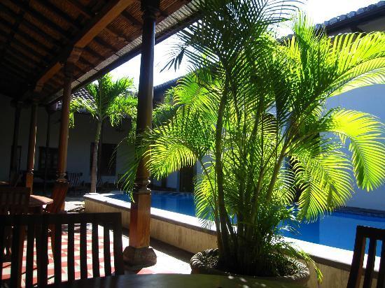 Hotel La Bocona: Pool