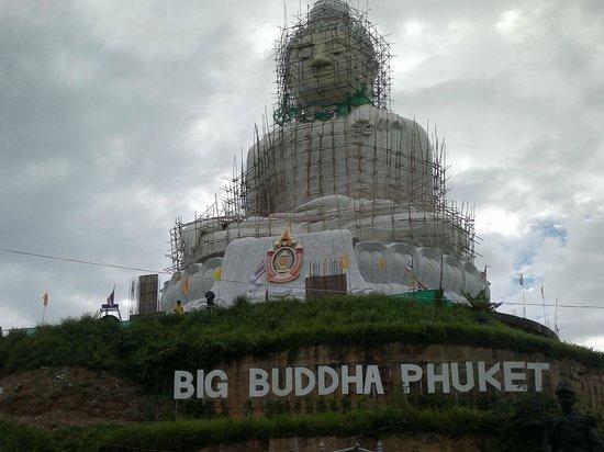Monkeying Around - Big Buddha Phuket - Picture of Phuket ...