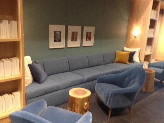 Hotel Paradox, Autograph Collection: cozy spots to hang out