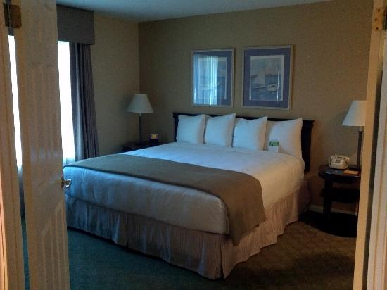 HYATT house Cypress/Anaheim : Very comfortable