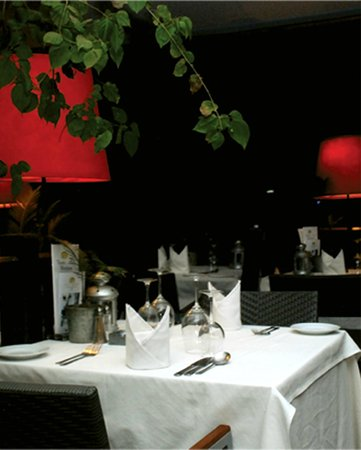 Butcher's Shop: Cosy, Intimate and Friendly.