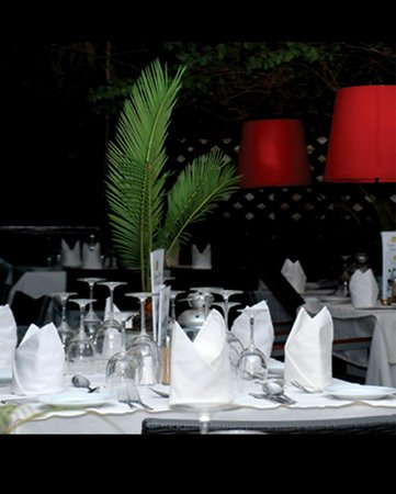 Butcher's Shop: A place for where Tourists, Locals, Officials, Diplomats, Businessmen/Women, Travellers Meet.
