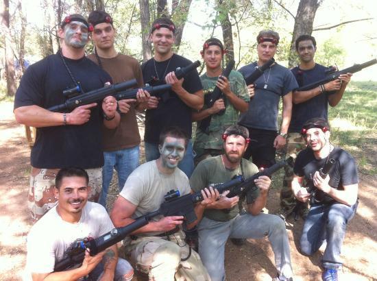 Battlefield Colorado: Bachelor Party 2012