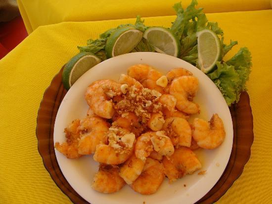 Pousada & Restaurante Praia da Tartaruga : Lo mejor