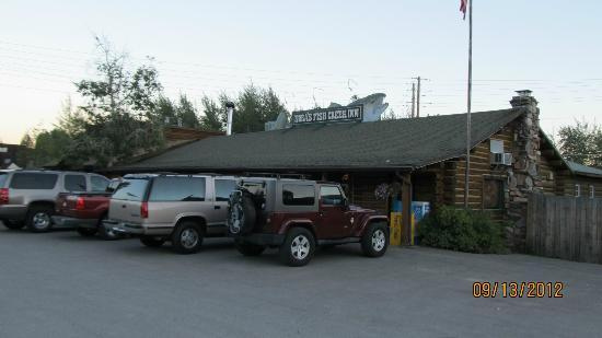 Nora's Fish Creek Inn: Exterior