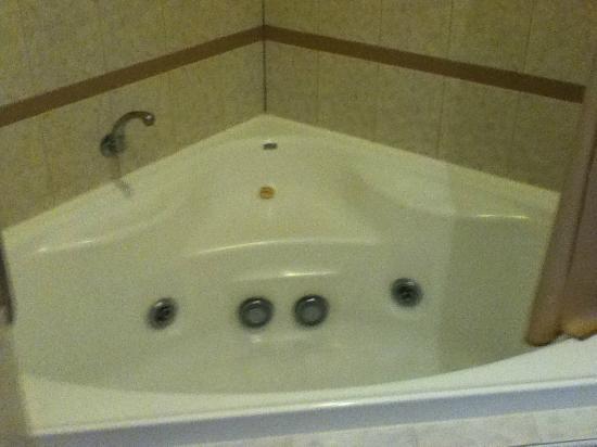 Swan Valley Oasis Resort: Tiny spa