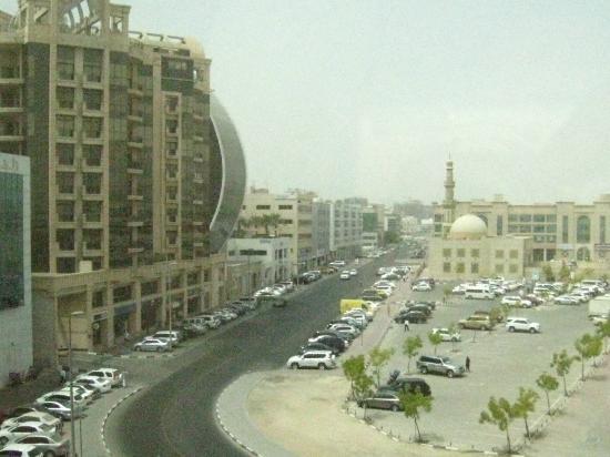 Vue de la chambre foto di jumeirah creekside hotel for Creekside vue
