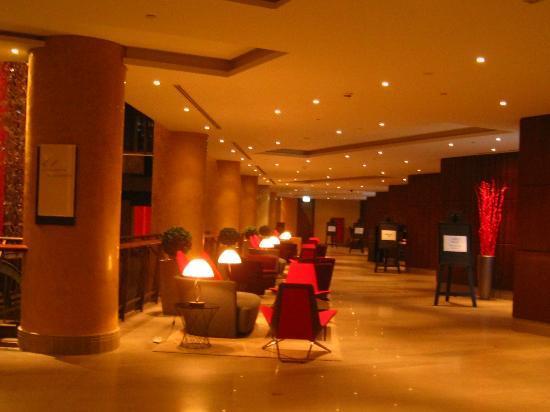 Jumeirah Creekside Hotel : l hotel