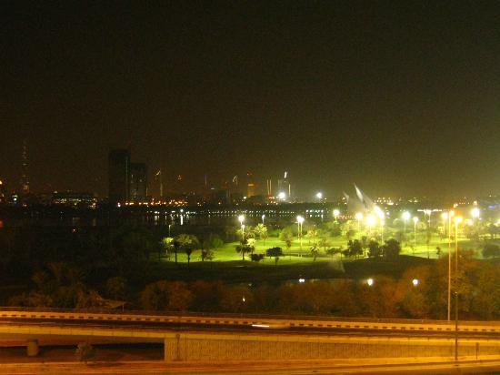 Jumeirah Creekside Hotel : vue de la piscine