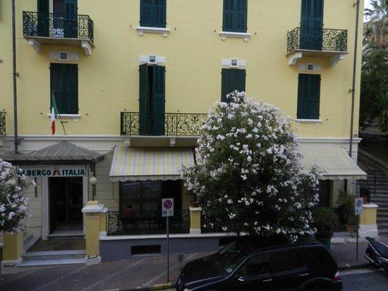 Ospedaletti, Italie : Albergo Italia