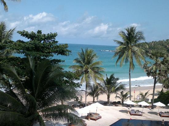 The Surin Phuket: View from Superior Cottage 107