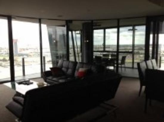 Docklands Private Collection of Apartments: Living Area