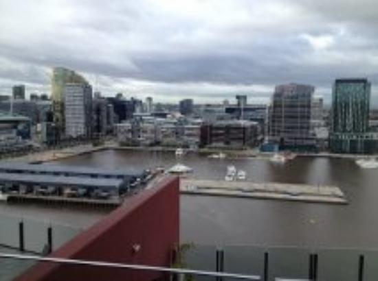 Docklands Private Collection of Apartments: Balcony View
