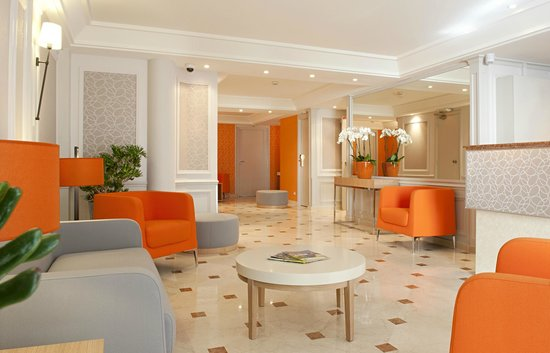Hotel Touraine Opera : Hall /lobby