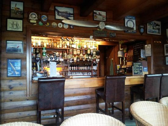 The Glenforsa Hotel Mull: pub