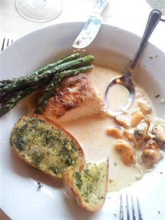 The Glenforsa Hotel Mull: dinner